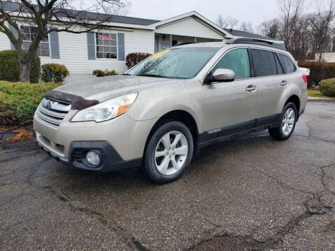 2014 Subaru Outback for sale at Paramount Motors in Taylor MI