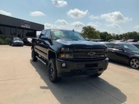 2016 Chevrolet Silverado 2500HD for sale at KIAN MOTORS INC in Plano TX