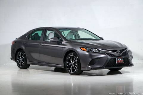2018 Toyota Camry for sale at Motorcar Classics in Farmingdale NY