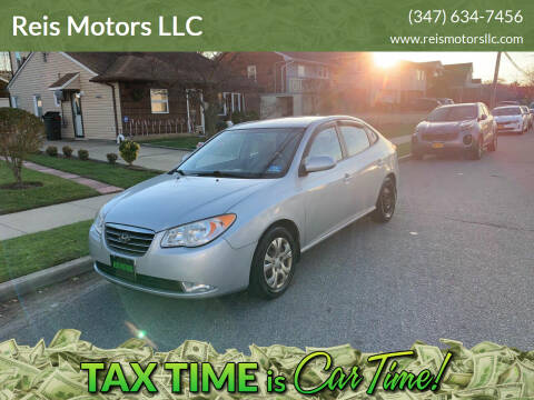 2009 Hyundai Elantra for sale at Reis Motors LLC in Lawrence NY