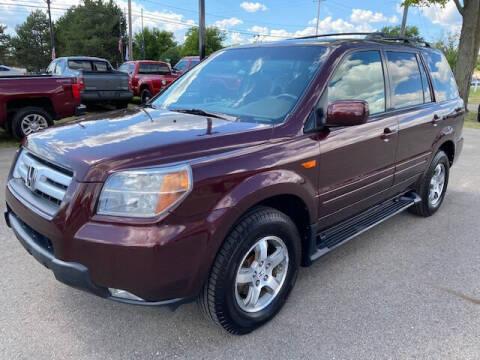 2008 Honda Pilot for sale at Elvis Auto Sales LLC in Grand Rapids MI