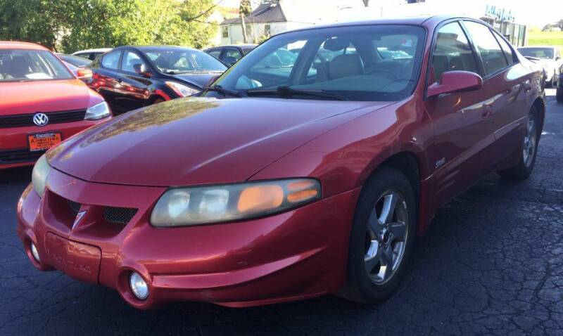 2004 Pontiac Bonneville for sale at Knowlton Motors, Inc. in Freeport IL