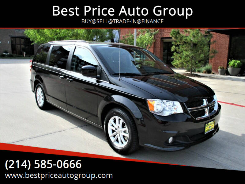 2018 Dodge Grand Caravan for sale at Best Price Auto Group in Mckinney TX