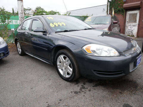 2014 Chevrolet Impala Limited for sale at MICHAEL ANTHONY AUTO SALES in Plainfield NJ