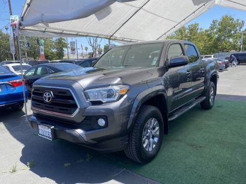 2016 Toyota Tacoma for sale at San Jose Auto Outlet in San Jose CA