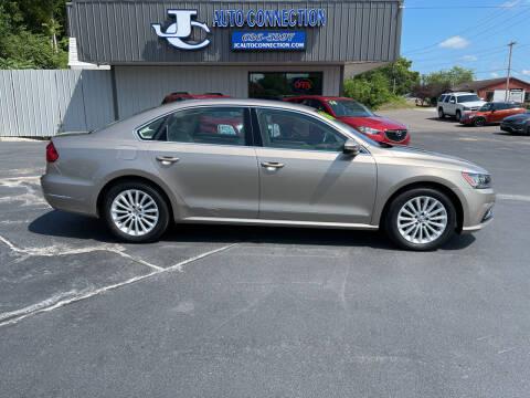 2016 Volkswagen Passat for sale at JC AUTO CONNECTION LLC in Jefferson City MO