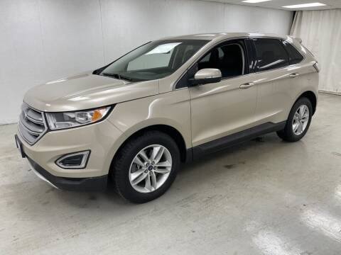 2017 Ford Edge for sale at Kerns Ford Lincoln in Celina OH
