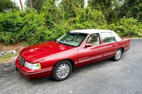 1999 Cadillac DeVille for sale at Sarasota Car Sales in Sarasota FL