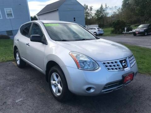 2010 Nissan Rogue for sale at FUSION AUTO SALES in Spencerport NY