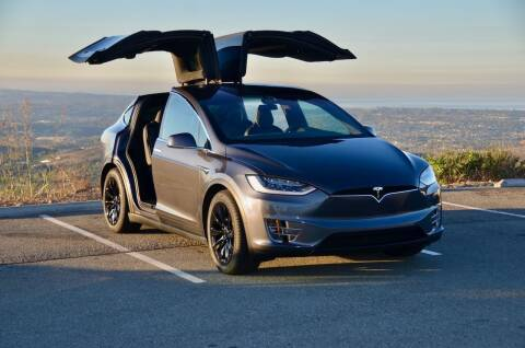 2017 Tesla Model X for sale at Urge to Drive LLC in Escondido CA
