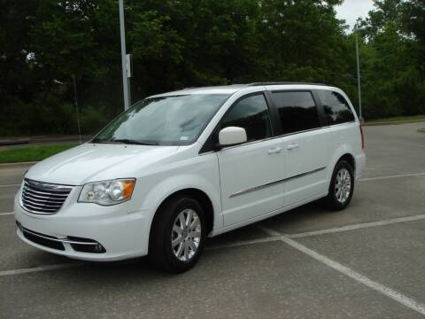 2016 Chrysler Town and Country for sale at ACH AutoHaus in Dallas TX