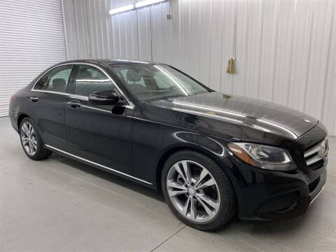 2017 Mercedes-Benz C-Class for sale at JOE BULLARD USED CARS in Mobile AL