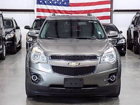 2012 Chevrolet Equinox for sale at Texas Motor Sport in Houston TX
