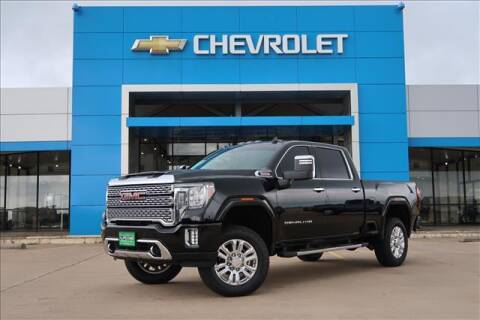 2020 GMC Sierra 2500HD for sale at Lipscomb Auto Center in Bowie TX