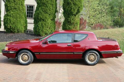 1987 Mercury Cougar for sale at NeoClassics - JFM NEOCLASSICS in Willoughby OH