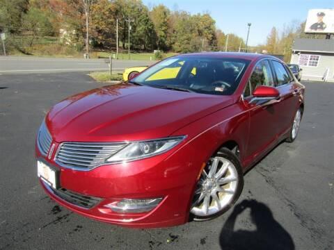 2014 Lincoln MKZ for sale at Guarantee Automaxx in Stafford VA