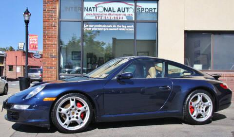 2007 Porsche 911 for sale at INTERNATIONAL AUTOSPORT INC in Pompton Lakes NJ