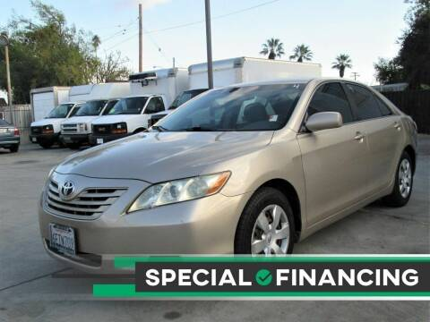 2009 Toyota Camry for sale at DOYONDA AUTO SALES in Pomona CA
