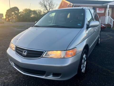 2004 Honda Odyssey for sale at Carland Auto Sales INC. in Portsmouth VA