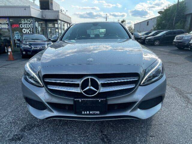 2015 Mercedes-Benz C-Class for sale at A&R Motors in Baltimore MD