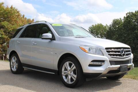 2012 Mercedes-Benz M-Class for sale at Harrison Auto Sales in Irwin PA