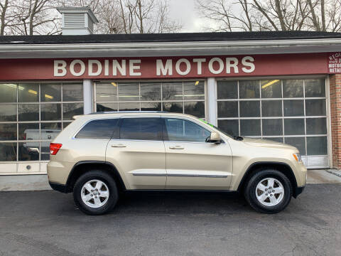 2012 Jeep Grand Cherokee for sale at BODINE MOTORS in Waverly NY
