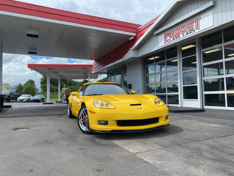 2008 Chevrolet Corvette for sale at Furrst Class Cars LLC  - Independence Blvd. in Charlotte NC