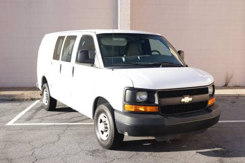 2014 Chevrolet Express Cargo for sale at El Compadre Trucks in Doraville GA