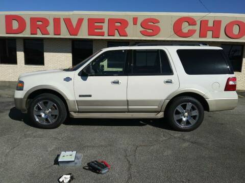 2008 Ford Expedition for sale at Driver's Choice in Sherman TX