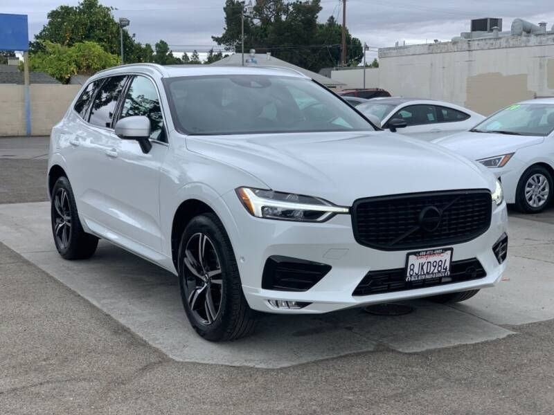 2019 Volvo XC60 for sale at H & K Auto Sales & Leasing in San Jose CA