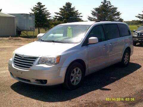 2010 Chrysler Town and Country for sale at Highway 16 Auto Sales in Ixonia WI
