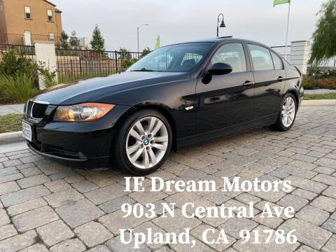 2008 BMW 3 Series for sale at IE Dream Motors-Upland in Upland CA