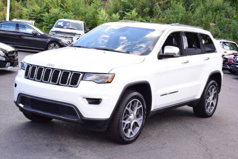 2020 Jeep Grand Cherokee for sale at Automall Collection in Peabody MA
