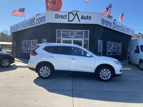 2018 Nissan Rogue for sale at Direct Auto in D'Iberville MS