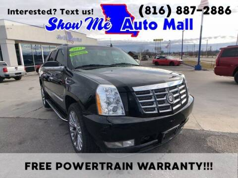 2011 Cadillac Escalade EXT for sale at Show Me Auto Mall in Harrisonville MO
