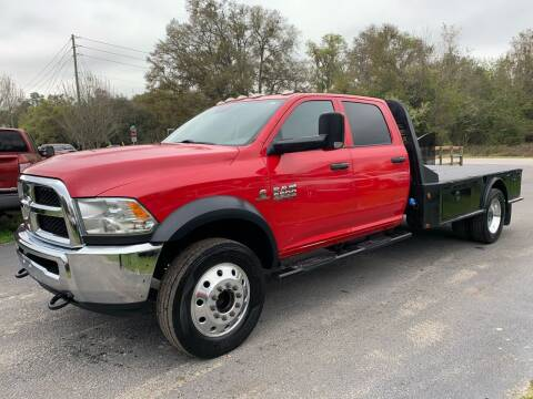 2016 RAM Ram Chassis 5500 for sale at Gator Truck Center of Ocala in Ocala FL