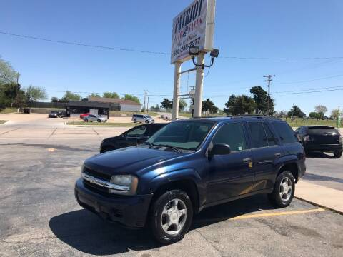 2007 Chevrolet TrailBlazer for sale at Patriot Auto Sales in Lawton OK