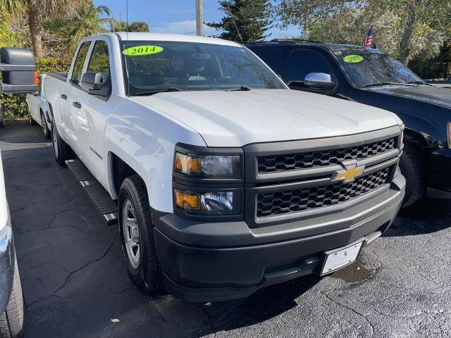 2014 Chevrolet Silverado 1500 for sale at Mike Auto Sales in West Palm Beach FL