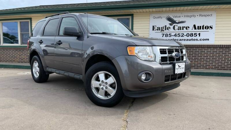 2011 Ford Escape for sale at Eagle Care Autos in Mcpherson KS