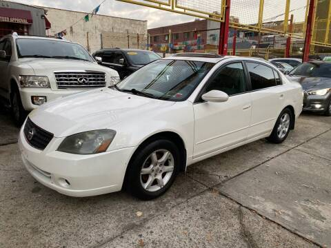 2005 Nissan Altima for sale at Raceway Motors Inc in Brooklyn NY