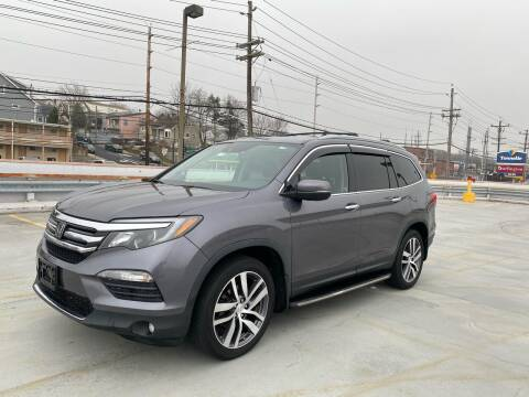 2016 Honda Pilot for sale at JG Auto Sales in North Bergen NJ