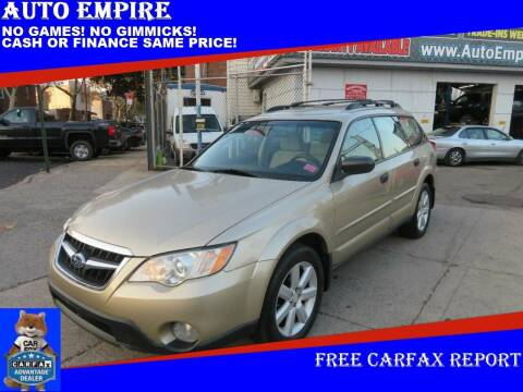 2008 Subaru Outback for sale at Auto Empire in Brooklyn NY