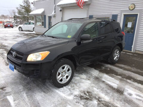 2011 Toyota RAV4 for sale at CLARKS AUTO SALES INC in Houlton ME