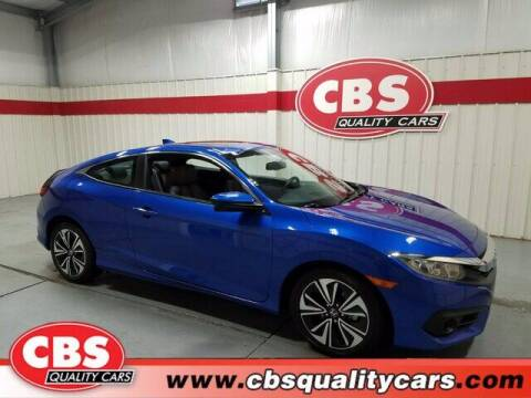 2016 Honda Civic for sale at CBS Quality Cars in Durham NC