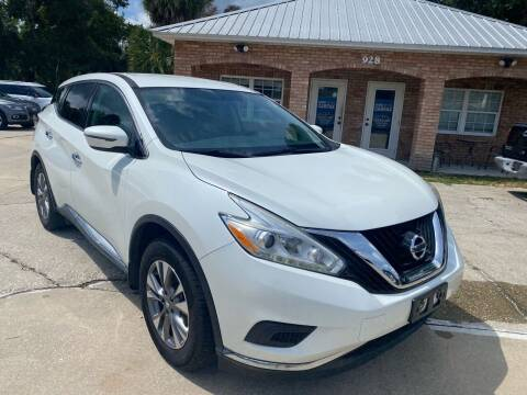2016 Nissan Murano for sale at MITCHELL AUTO ACQUISITION INC. in Edgewater FL