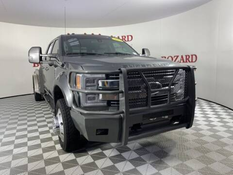 2018 Ford F-450 Super Duty for sale at BOZARD FORD in Saint Augustine FL