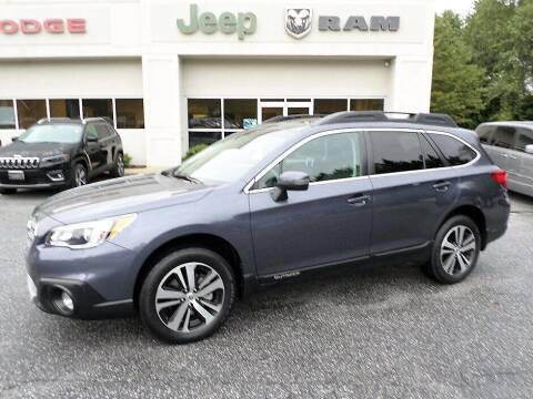 2017 Subaru Outback for sale at John Greene Chrysler Dodge Jeep Ram in Morganton NC