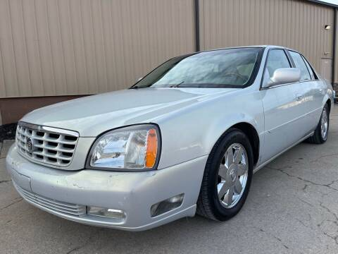 2005 Cadillac DeVille for sale at Prime Auto Sales in Uniontown OH