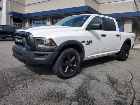 2020 RAM Ram Pickup 1500 Classic for sale at CU Carfinders in Norcross GA