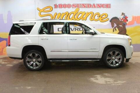 2020 GMC Yukon for sale at Sundance Chevrolet in Grand Ledge MI